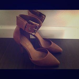 ALDO pump ankle heels